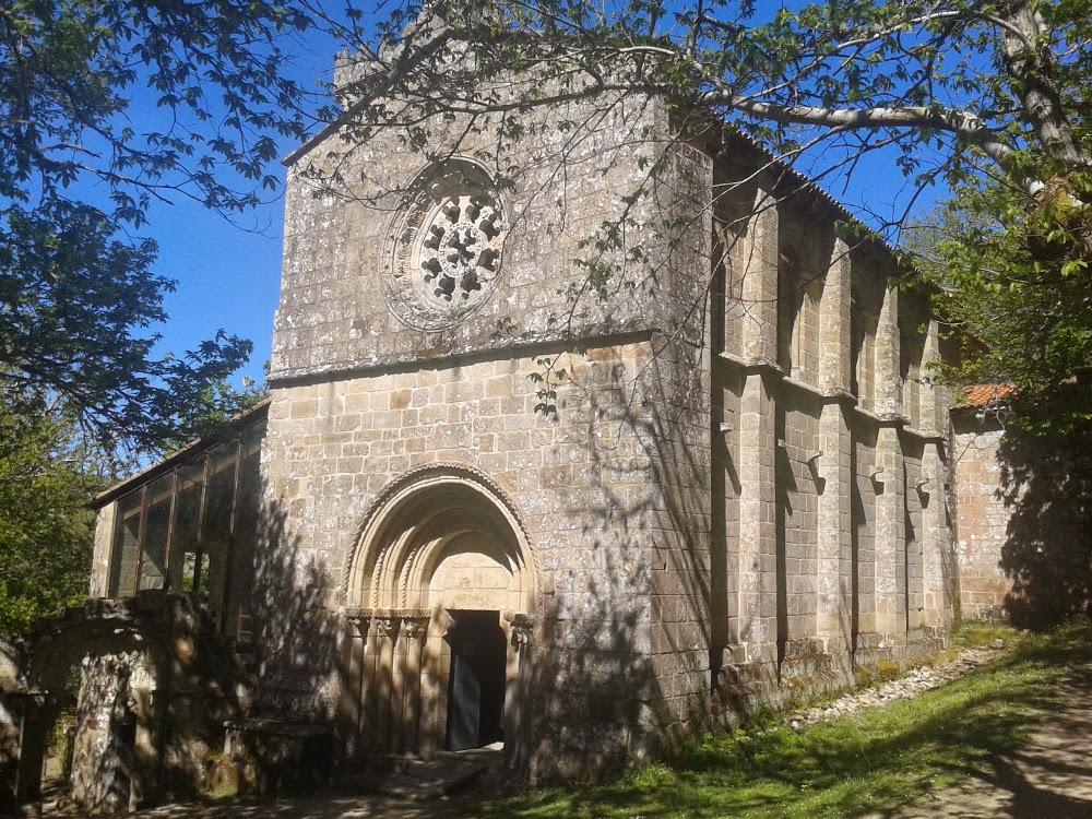 monasterio en parada de sil