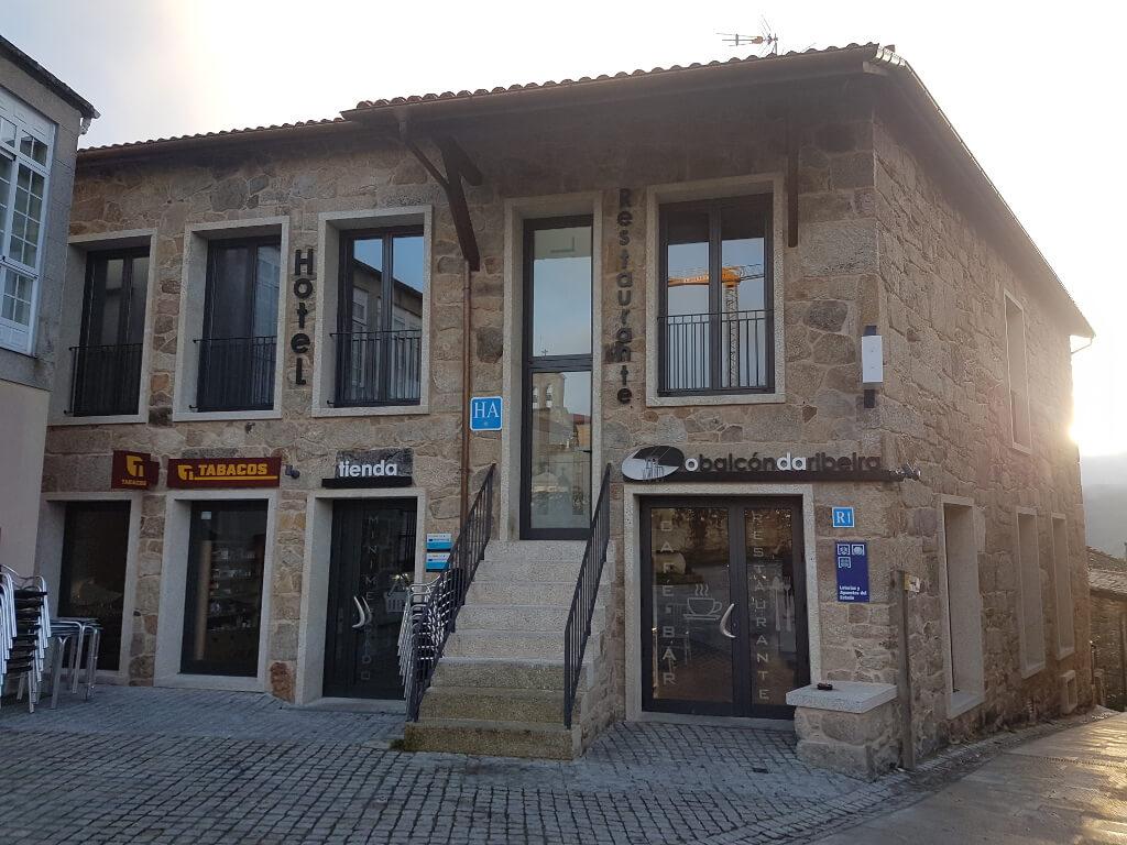 Alojamiento En La Ribeira Sacra Encanto Hasta Al Dormir O Balcón Da Ribeira Hotel Rural Restaurante En La Ribeira Sacra