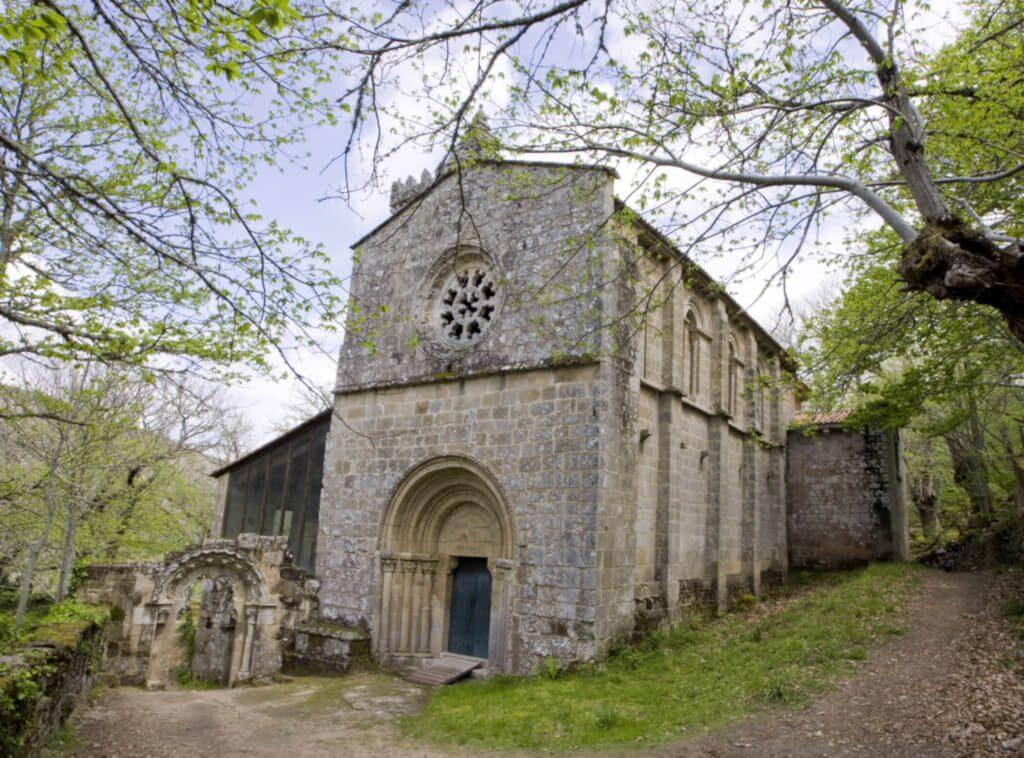 monasterio santa cristina ribas de sil